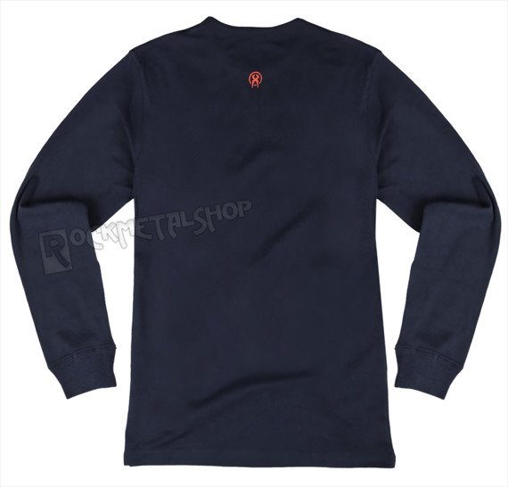 longsleeve JESSE JAMES - STURDY WORK POCKET granatowy
