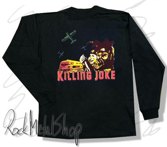 longsleeve KILLING JOKE - THE GATHERING