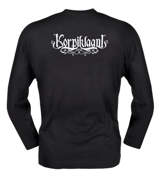 longsleeve KORPIKLAANI - VOICE OF WILDERNESS
