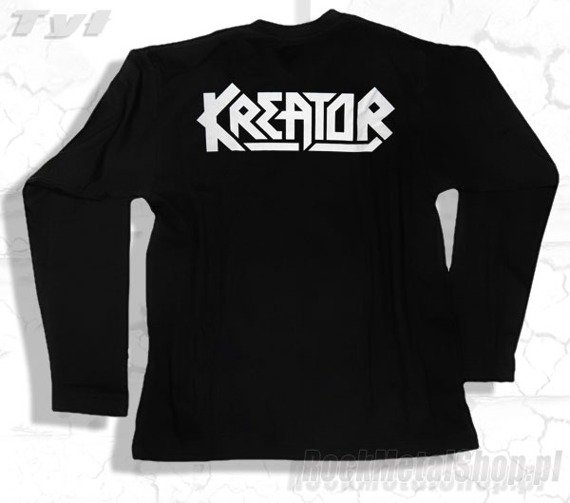 longsleeve KREATOR - TERRIBLE CERTAINTY