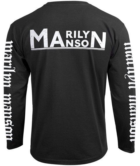 longsleeve MARILYN MANSON