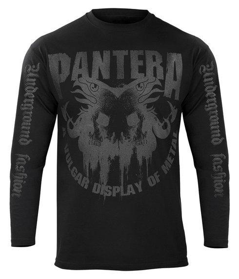 longsleeve PANTERA - A VULGAR DISPLAY OF METAL