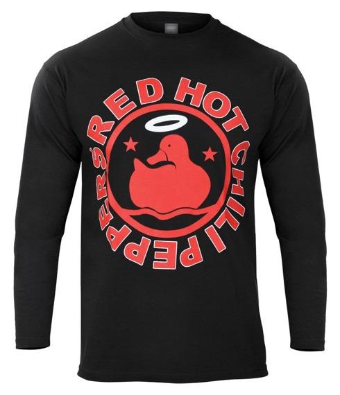longsleeve RED HOT CHILI PEPPERS - LOGO