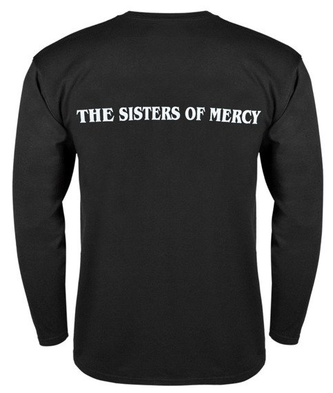 longsleeve THE SISTERS OF MERCY - LOGO