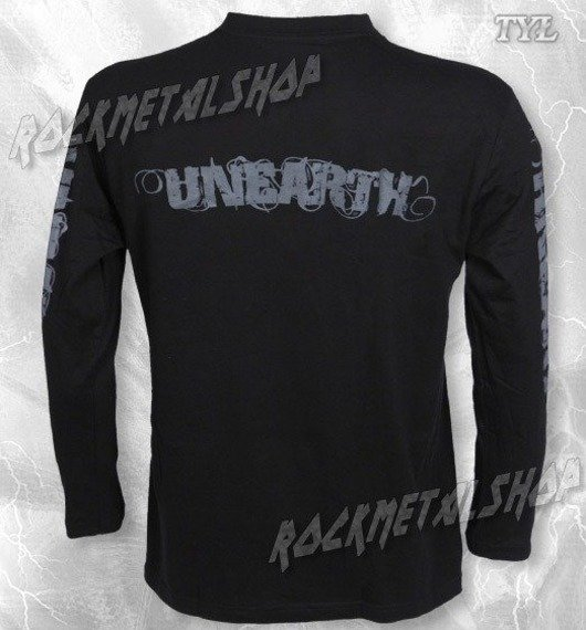 longsleeve UNEARTH - THE DEVIL HAS RISEN