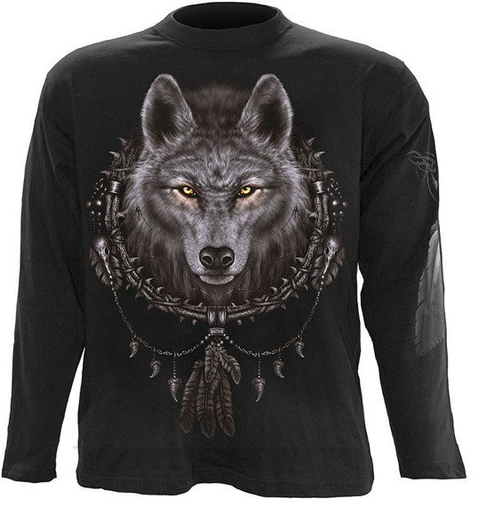 longsleeve WOLF DREAMS