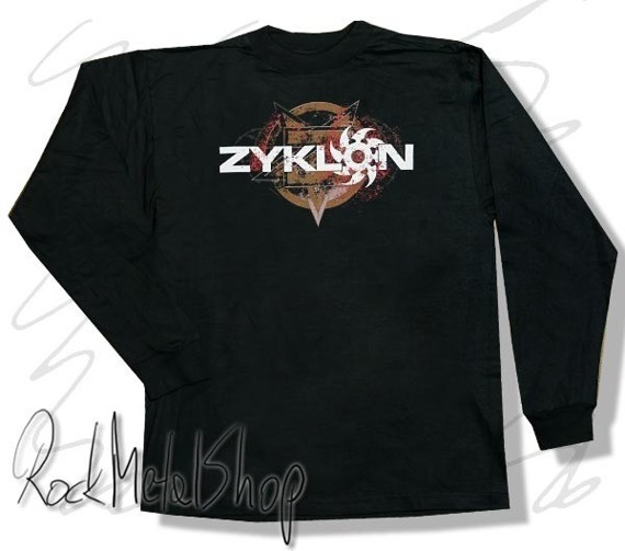 longsleeve ZYKLON - THIS IS HELL