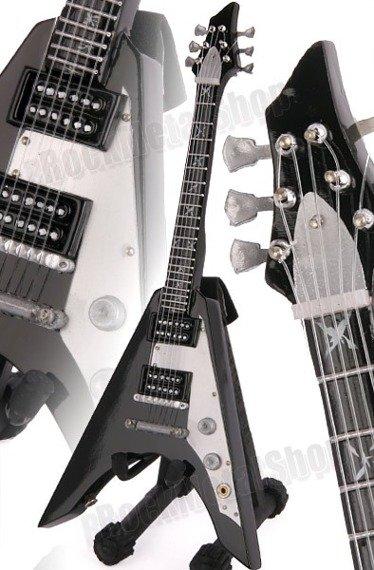 miniaturka gitary ARCH ENEMY - MICHAEL AMOTT: ESP NINJA (MPA211)