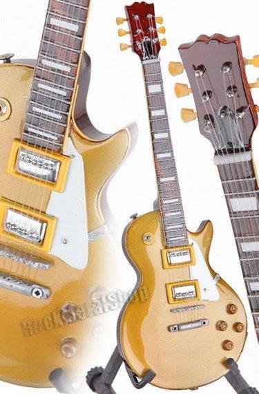 "miniaturka gitary GARY MOORE ""LP GOLDTOP '57"" (MPA544)"