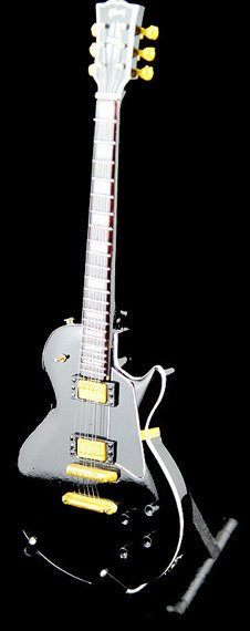 "miniaturka gitary METALLICA - JAMES HETFIELD: ESP ""BLACK BEAUTY"""