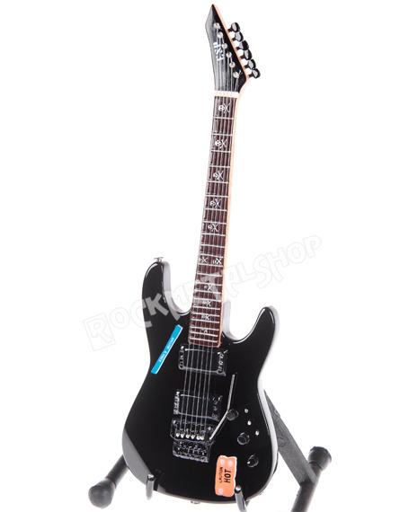 "miniaturka gitary METALLICA - KIRK HAMMETT: ESP LTD KH-602 ""HOT"""