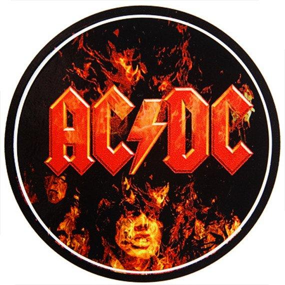 miniaturka perkusji AC/DC - ANGUS