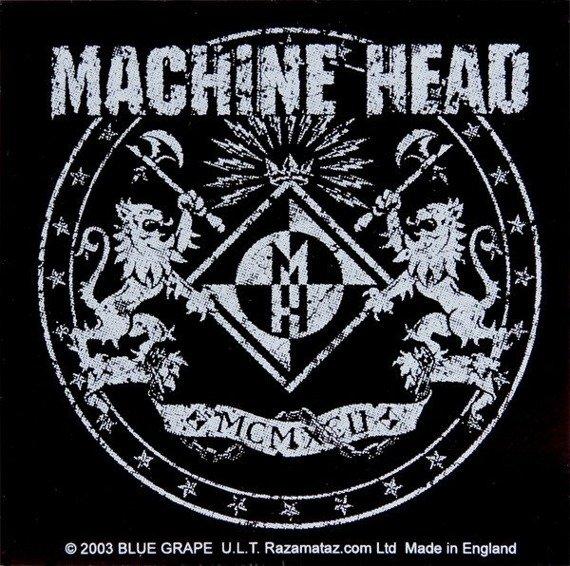 naklejka MACHINE HEAD