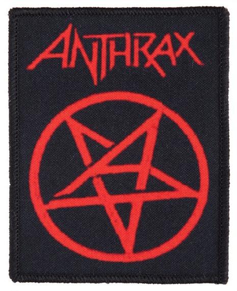 naszywka ANTHRAX