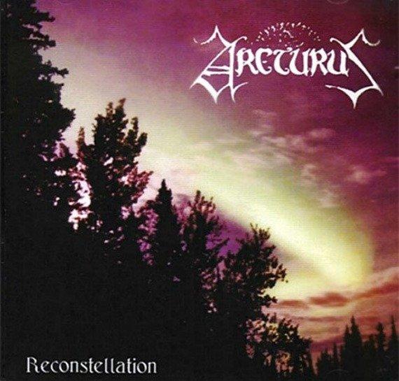naszywka ARCTURUS - RECONSTELATION