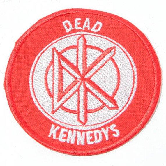 naszywka DEAD KENNEDYS