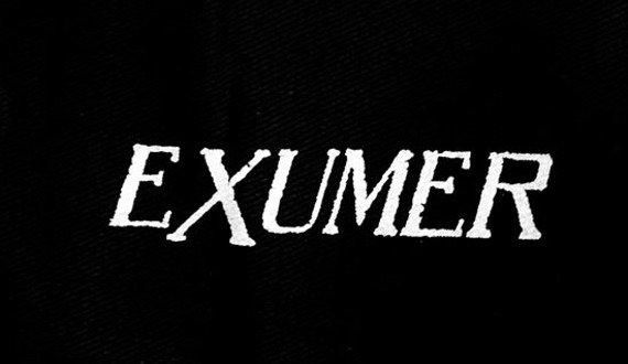 naszywka EXUMER - LOGO