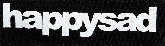 naszywka HAPPYSAD - HAPPYSAD