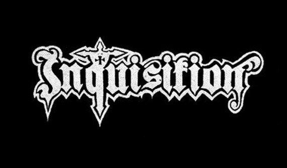 naszywka INQUISITION - LOGO