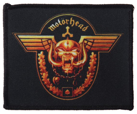 naszywka MOTORHEAD - LOGO