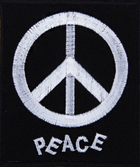 naszywka PEACE