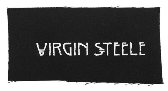 naszywka VIRGIN STEELE - LOGO