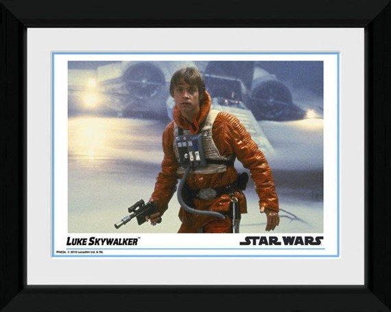 obraz w ramce STAR WARS - LUKE SKYWALKER