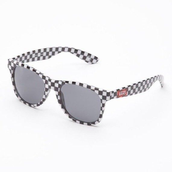 okulary VANS - SPICOLI 4 BLACK CHECKERBOARD