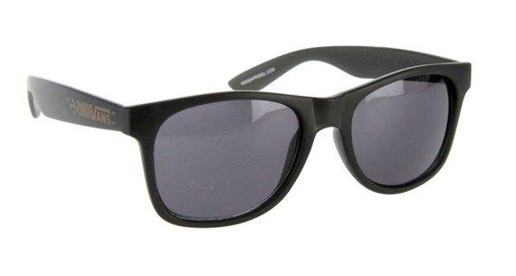 okulary VANS - SPICOLI 4 BLACK FROSTED
