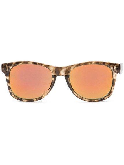 okulary VANS - SPICOLI 4 TRANSLUCENT HON