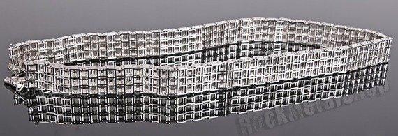 pas MOTO-CHAIN metalowy