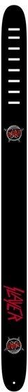 pas do gitary SLAYER - DECADE OF AGGRESSION skórzany, 63mm