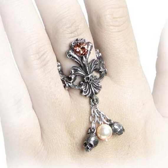 pierścień AURUM MORTIS