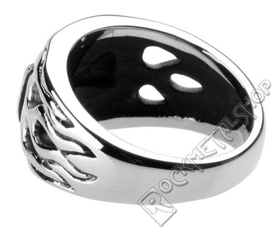 pierścień IRON CROSS 2