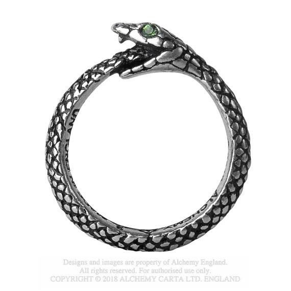 pierścień THE SOPHIA SERPENT