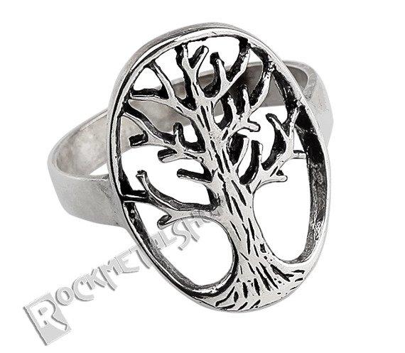 pierścień TREE OF LIFE, srebro 925