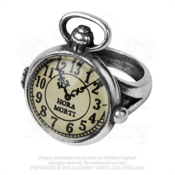 pierścień UNCLE ALBERT'S TIMEPIECE