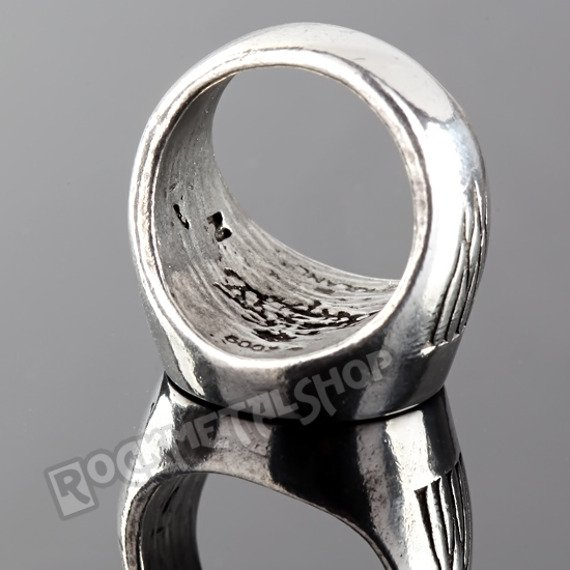 pierścień WYVEREX DRAGON SIGNET