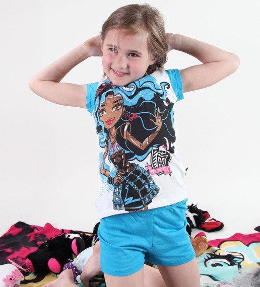 piżama dziecięca MONSTER HIGH - ROBECCA STEAM dla dziewczynki