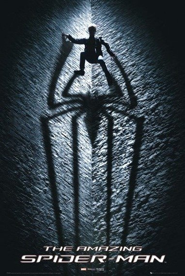 plakat THE AMAZING SPIDERMAN - ONE SHEET