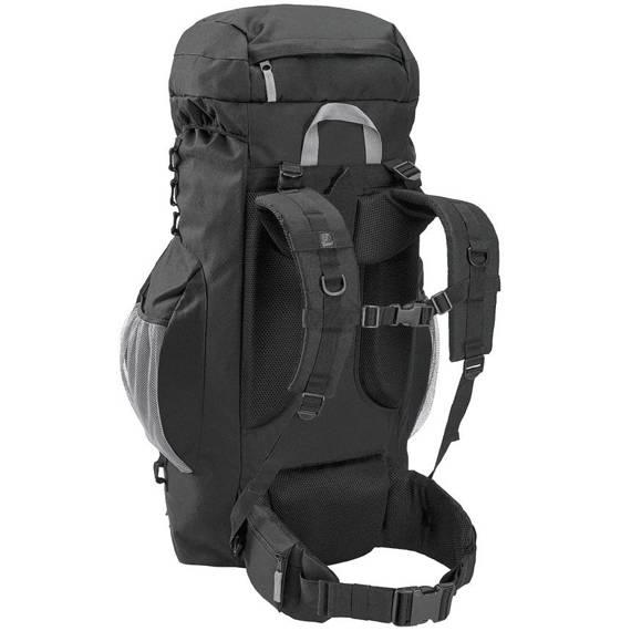 plecak AVIATOR - BLACK, turystyczny 100 litrów