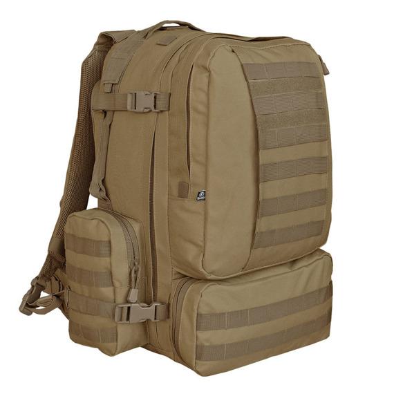 plecak taktyczny US COOPER 3 DAY - CAMEL, 50 litrów