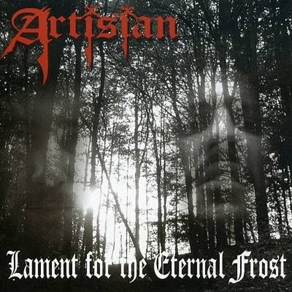 płyta CD: ARTISIAN - LAMENT FOR THE ETERNAL FROST