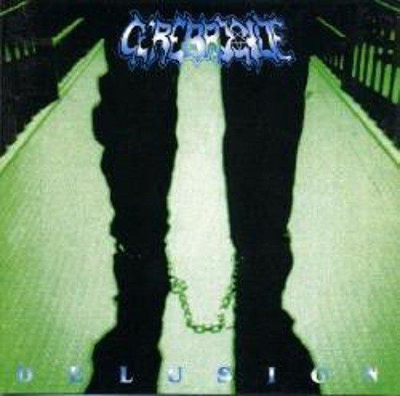 płyta CD: CEREBROCIDE - DELUSION