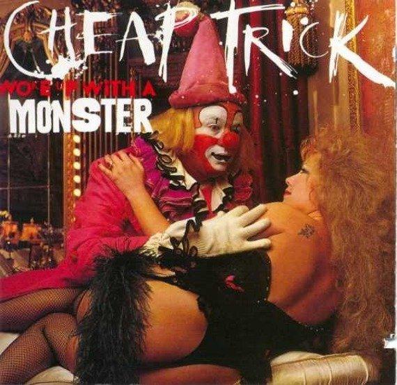 płyta CD: CHEAP TRICK - WOKE UP WITH A MONSTER