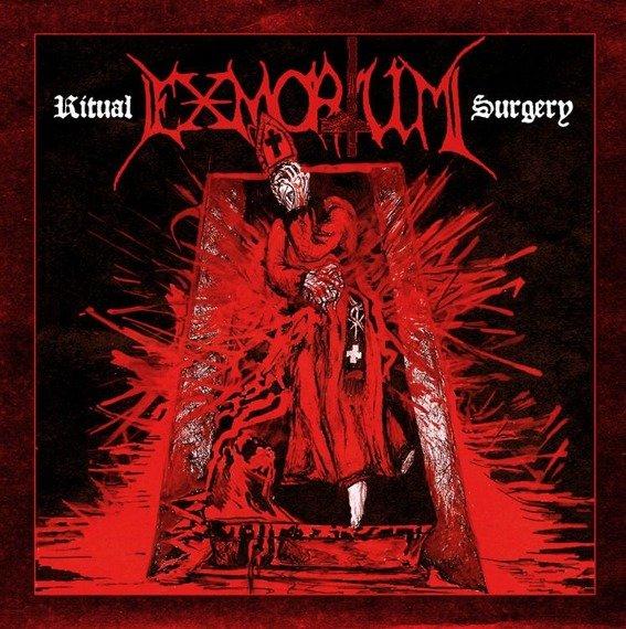 płyta CD: DEADLY FROST / EXMORTUM - THE NIGHTSTALKER / RITUAL SURGERY split