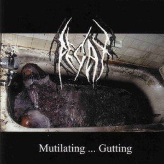 płyta CD: DECAY - MUTILATING ... GUTTING