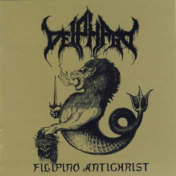 płyta CD: DEIPHAGO – FILIPINO ANTICHRIST