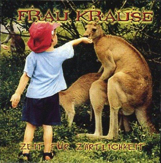 płyta CD: FRAU KRAUSE - ZEIT FUR ZARTLICHKEIT