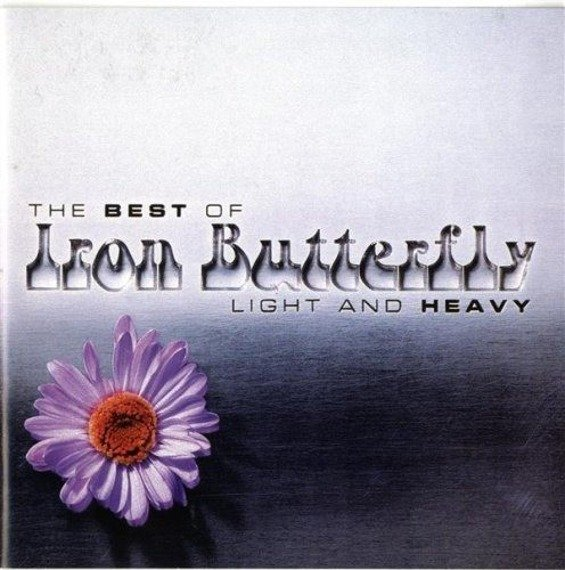 płyta CD: IRON BUTTERFLY - LIGHT AND HEAVY: THE BEST OF IRON BUTTERFLY